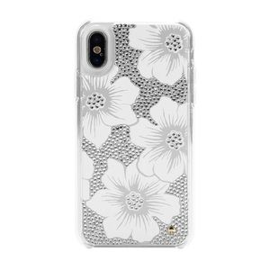 Kate Spade Hollyhock glitz iPhone case XR